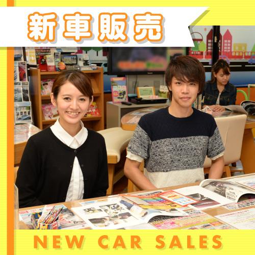 車が好きだから自身を持ってオススメできる、辰口自動車販売の新車販売
